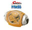 セイコー目覚まし時計 CQ320Y スーパーライデン 「ジャイアン」をフィーチャーした限定品を発売!