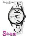 あす楽(正規品) カルバンクライン ウォッチ カラー ホワイト (ck カラー)K5E51TK2 【Calvin Klein watches】男女兼用 【10P18Jun…