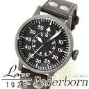 ラコ Laco 腕時計 861749 パイロットウオッチ Laco24系自動巻シリーズ Padeborn バーダーボルン メンズ