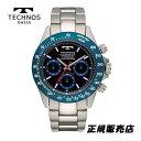 (あす楽)【国内正規品】【テクノス】 TECHNOS 腕時計 メンズ クロノグラフ 10気圧防水 TSM401SN【RCP】【最安値挑戦】【送料無料】【楽ギフ_包装】02P04Jun19\80,000