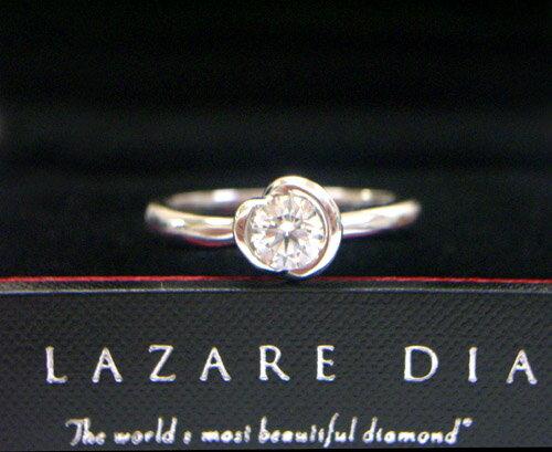世界一の輝き ラザール ダイヤモンド ブライダル エンゲージリング・婚約指輪 (プラチナ900)サイズ11号【オーダーの場合納期約4週間】【送料無料】【_包装】【_のし】【_のし宛書】【_メッセ入力】【_名入れ】10P02Sep17 100年の伝統と技術に裏づけされた1世紀を経て今もなお人々を魅了しつづけるアイディアルメイクが、世界でもっとも美しいダイヤモンドと言われるゆえんです。