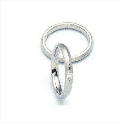 ラザールダイヤモンド マリッジリング[結婚指輪] (後画像) ダイヤ無し LG007【納期4週間 別作】【送料無料】【10P02Sep17】135,000 「世界で最も美しいダイヤモンド」といわれる ラザールダイヤモンド 結婚リング[指輪]