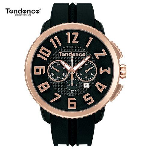 【正規品】テンデンス] TENDENCE ガリバー47 GULLIVER 47 腕時計 TY460013 クロノグラフ[正規輸入品] 【送料無料】10P04Mar17/ 少しだけモダンでスタイリッシュな47mmコレクションが 登場。現在、抜群の注目度!! テンデンス