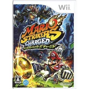 【大特価】【新品】任天堂Wii マリオストライカーズチャージド 【送料無料】【代金引換不可】【ゆうメール】