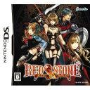 【新品】ニンテンドーDS Nintendo RED STONE DS~赤き意志に導かれし者たち~ レッドストーン 【送料無料】【代金引換不可】【ゆうメール】