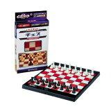 【新货】是吧山 portability 磁铁国际象棋业余时间的娱乐旅行商品[【新品】はなやま ポータブル マグネット チェス レジャー 旅行グッズ]