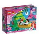 【新品】【パッケージダメージ】レゴ LEGO duplo 10516 アリエルの魔法のボート レゴジャパン ブロック