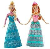【新品】ディズニー アナと雪の女王 アナ&エルサ ペア ロイヤルシスターズ ドール Disney Frozen
