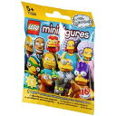 【新品】ミニフィグLEGO レゴ ミニフィギュア ザ・シンプソンズシリーズ LEGO minifigures the simpsons 71009 1パック ランダム おもちゃ