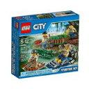【新品】LEGOレゴCITYシティ60066ポリス沼地で追跡スタートセットレゴジャパン