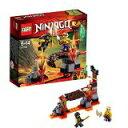 【新品】LEGO レゴ ニンジャゴー 70753 マグマブリッジ レゴジャパン