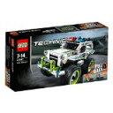 【新品】レゴジャパン LEGO 42047 テクニック 4WDポリスカー