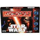 【新品】タカラトミー スターウォーズ フォースの覚醒 モノポリー MONOPOLY STARWARS