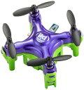 【大特価】【新品】ラジオコントロール PicoDrone ピコドローン パープル&グリーン CCP ラジコン おもちゃ
