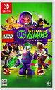 【新品】レゴ DC スーパーヴィランズ【Switch】【送料無料】【代金引換の場合は+900円】【ゆうパケット】HACPANW7C/B 12才以上対象