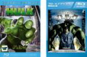 【バーゲンセール】2パック【中古】Blu-ray▼ハルク ブルーレイディスク(2枚セット)ハルク、インクレディブル・ハルク▽レンタル落ち 全2巻 ホラー