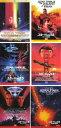 【バーゲンセール】【中古】DVD▼スター・トレック(6枚セット)Vol 1、2、3、4、5、6▽レンタル落ち 全6巻