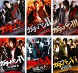 【中古】DVD▼ガチバン(6枚セット)1、2、3、4、5、6▽レンタル落ち 全6巻