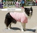 中型犬服 コットン Tシャツ 綿100% 6号7号 very newドッグウェア giftbox入り