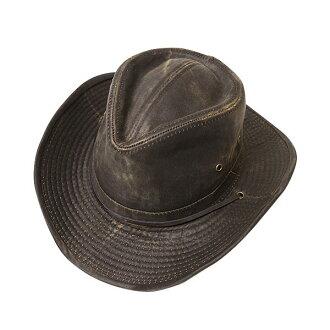 #930006 多爾夫曼太平洋 (多爾夫曼太平洋/DPC) 和西方赫特人 (線) 軟呢帽牛仔帽 Safari 帽子男裝頭盔帽 UPF50 紫外降息紫外線保護陣營大尺寸布朗 M L XL MC127