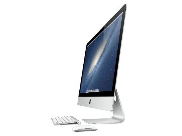 【ポイント5倍】APPLE Mac デスクトップ iMac ME088J/A [3200] [画面サイズ:27インチ CPU種類:Co...