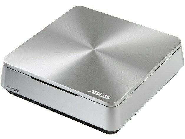 ASUS デスクトップパソコン VivoPC VM40B VIVOPC-VM40B-S007K [CPU種類:Celeron Dual-Core 1007U(...
