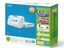任天堂 ゲーム機 Wii U すぐに遊べるファミリープレミアムセット + Wii Fit U shiro [タイプ:据え置きゲーム機 カラー:shiro]