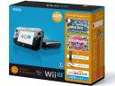 任天堂 ゲーム機 Wii U すぐに遊べるファミリープレミアムセット kuro