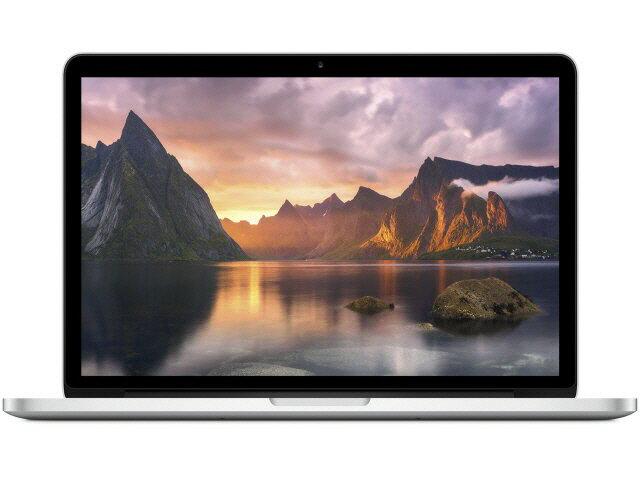 APPLE Mac ノート MacBook Pro Retinaディスプレイ 2400/13.3 ME864J/A