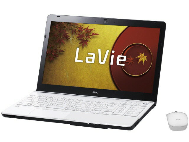 NEC ノートパソコン LaVie S LS150/NSW PC-LS150NSW [エクストラホワイト]