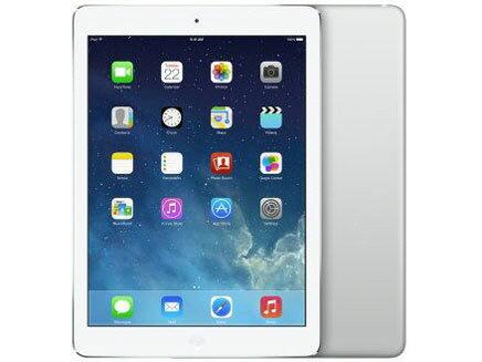 APPLE タブレットPC(端末)・PDA iPad Air Wi-Fiモデル 128GB ME906J/A [シルバー] [タイプ:タブレット OS種類:iOS 画面サイズ:9.7インチ CPU:Apple A7 記憶容量:128GB] 【楽天】【激安】 【格安】 【特価】 【人気】 【売れ筋】【価格】