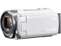 JVCビデオカメラEverioGZ-E765-W[シルキーホワイト]