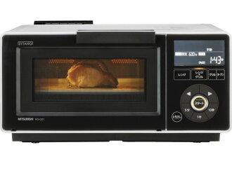 三菱電機電子微波爐紫糖 RG GS1-W [白色] [類型︰ 電子烤箱烤箱容量︰ 13 L 最大的微波輸出功率︰ 700w]