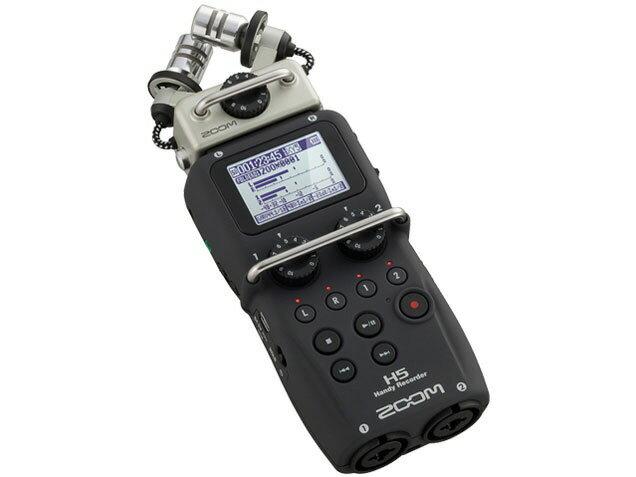 【ポイント5倍】ZOOM ICレコーダー Handy Recorder H5 [最大録音時…...:youplan:10234841