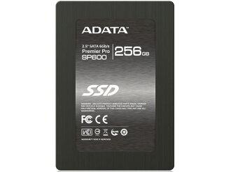ADATA SSD ASP600S3-256GM-C[7mm][容量:256GB規格尺寸:2.5英寸接口:Serial ATA 6Gb/s型:MLC]