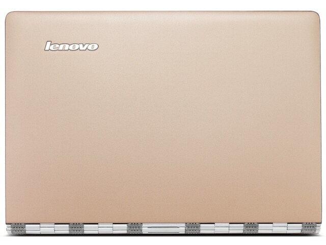 【ポイント5倍】Lenovo ノートパソコン Lenovo YOGA 3 Pro 80HE00CLJP [シャンパンゴールド] [液晶...