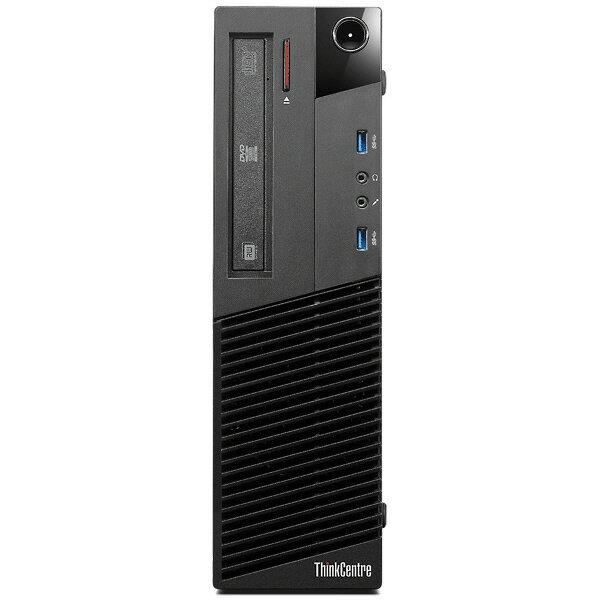 【ポイント5倍】Lenovo デスクトップパソコン ThinkCentre M83 SFF Pro 10AH004NJP [CPU種類:Core...