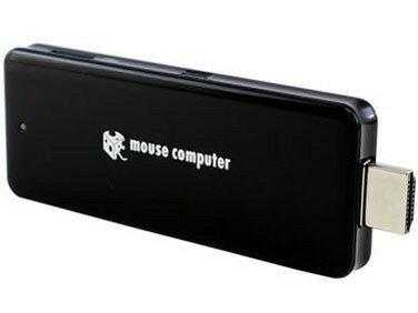 【ポイント5倍】マウスコンピューター デスクトップパソコン m-Stick MS-NH1 [CPU種類:Atom Z3735...