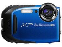 富士フイルムデジタルカメラFinePixXP80[ブルー]