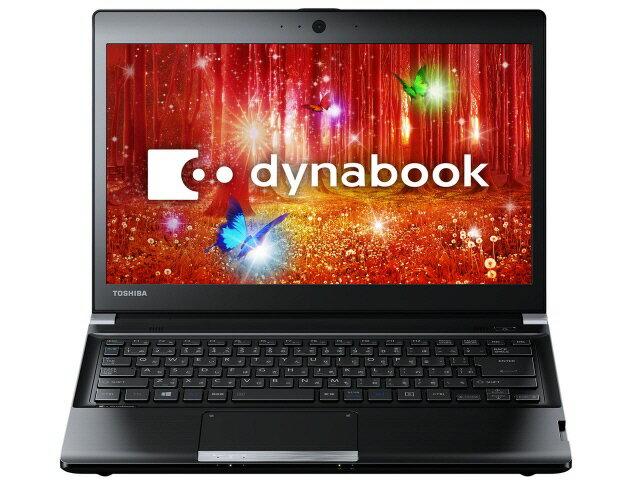 【ポイント5倍】東芝 ノートパソコン dynabook R73 R73/PB PR73PBP-SHA [グラファイトブラック] [...