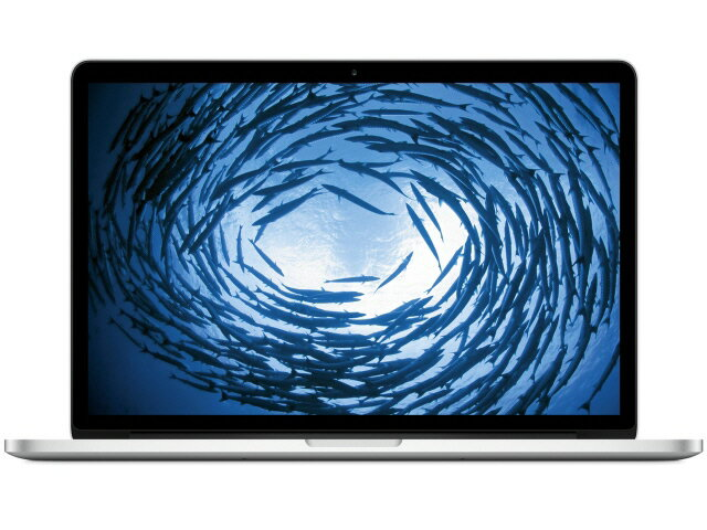 【ポイント5倍】APPLE Mac ノート MacBook Pro Retinaディスプレイ 2200/15.4 MJLQ2J/A [液晶サイ...