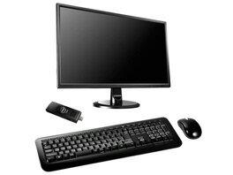 【ポイント5倍】IODATA デスクトップパソコン インテル Compute Stick CSTK-32W/WD [画面サイズ:2...