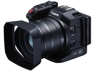 CANON攝像機XC10[類型:不利條件照相機攝影時間:110分本體重量:930g攝像元件:CMOS 1型動畫有效像素數:829萬像素]