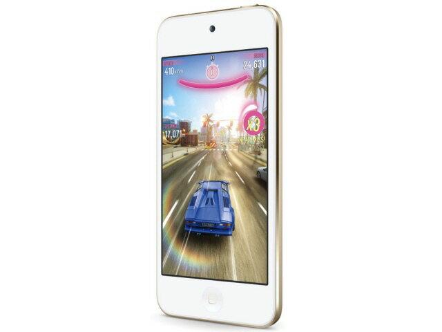 【ポイント5倍】APPLE MP3プレーヤー iPod touch MKHC2J/A [64GB ゴールド] 【楽天】 【人気】 【売れ筋】【価格】【半端ないって】
