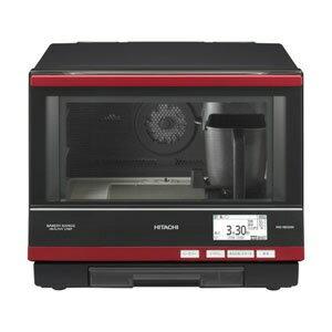 日立電子烤箱健康廚師 MRO-RBK5000 (R) [金屬] [類型︰ 電子烤箱烤箱容量︰ 33 L 最大的微波輸出功率︰ 1000 W]