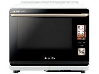 鋒利的電烤箱 herushio AX-XP200-W [白色系統] [類型: 電子烤箱烤箱容量: 30 L 最大的微波輸出功率: 1000 W]