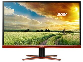 宏碁液晶顯示器及液晶顯示器 XG270HUomidpx [27 寸黑色/橙色] [大小: 27 寸顯示器提示: 寬屏解析度 (標準): WQHD 輸入終端: DVIx1 HDMIx1/Displayportx1]