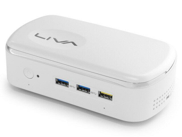 【ポイント5倍】ECS デスクトップパソコン LIVA X2 LIVAX2-4/64-W10 [CPU種類:Celeron Dual-Core ...