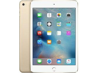 蘋果平板電腦 (電話)、 掌上型電腦 iPad mini 4 Wi-Fi 模型 16 GB MK6L2J/A [金] [類型: 平板電腦的作業系統類型: IOS 9 萬圖元臉大小: 7.9 英寸 CPU:Apple A8 記憶體容量: 16 GB]