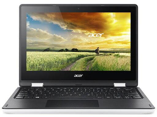 【ポイント5倍】Acer ノートパソコン Aspire R3-131T-A14D/W [クラウドホワイト] [液晶サイズ:11....